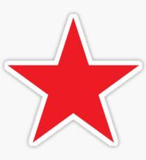 Red Star, STAR, RED, Stardom, Power to the people! Red Dwarf, Stellar, Cosmic Sticker