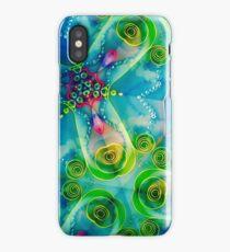 Jellyfish Heaven I iPhone Case/Skin
