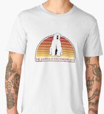 The Earth is Too Damn Hot! Men's Premium T-Shirt
