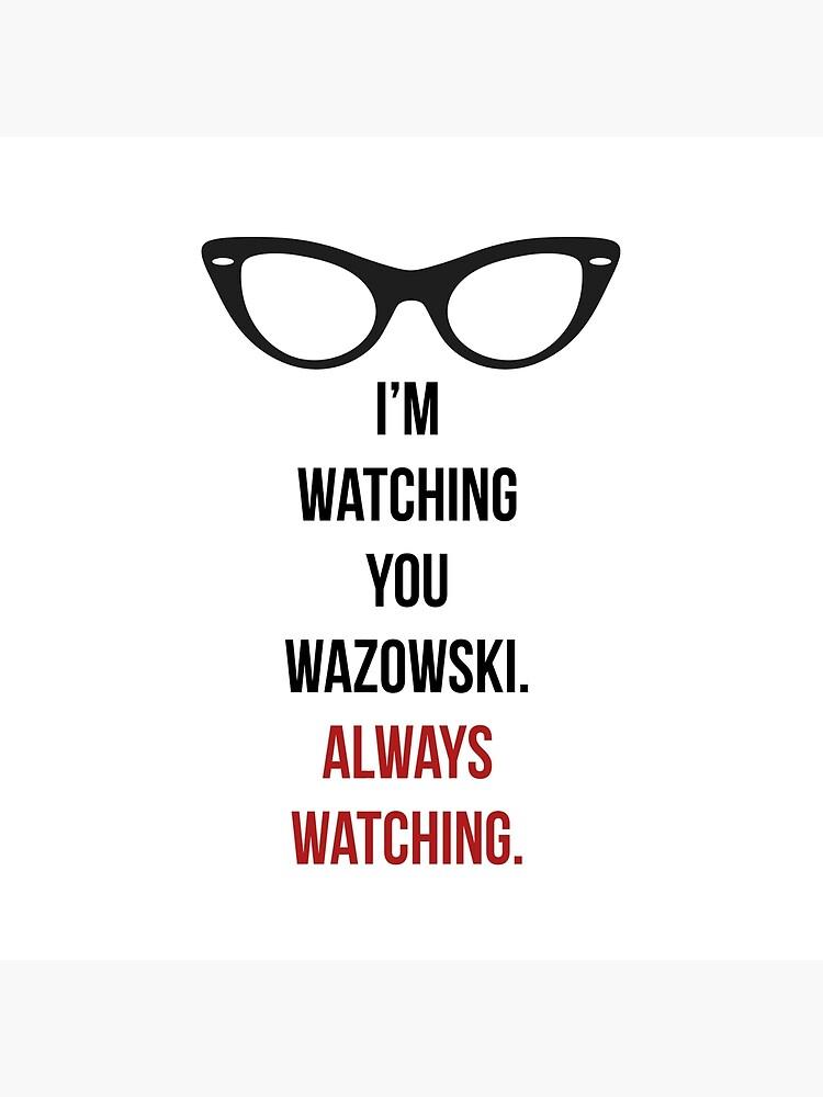 Te estoy vigilando de kaitied456