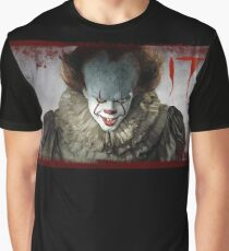 Pennywise IT 2017 Graphic T-Shirt