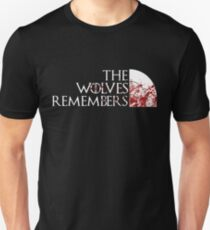 The Wolves Remembers Game of Thrones T-Shirt