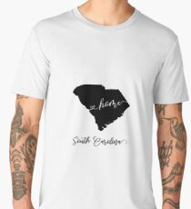 South Carolina USA States Men's Premium T-Shirt