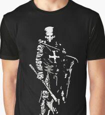 Crusader Knight Graphic T-Shirt