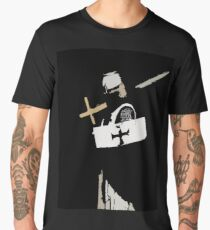 Templar Knight Men's Premium T-Shirt