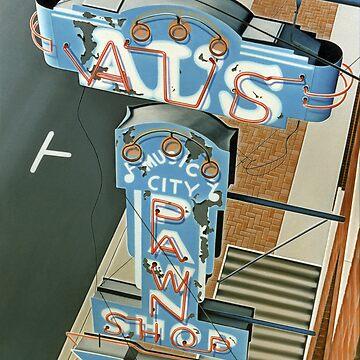 Al's Pawn Shop by van1021