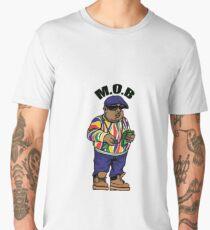 Biggie smalls M.O.B Men's Premium T-Shirt