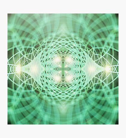 Eternal Geometry Dreams Photographic Print