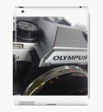 Olympus OM10OOlympus OM10 iPad Case/Skin