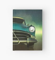 Old-timer Hudson Hornet Hardcover Journal