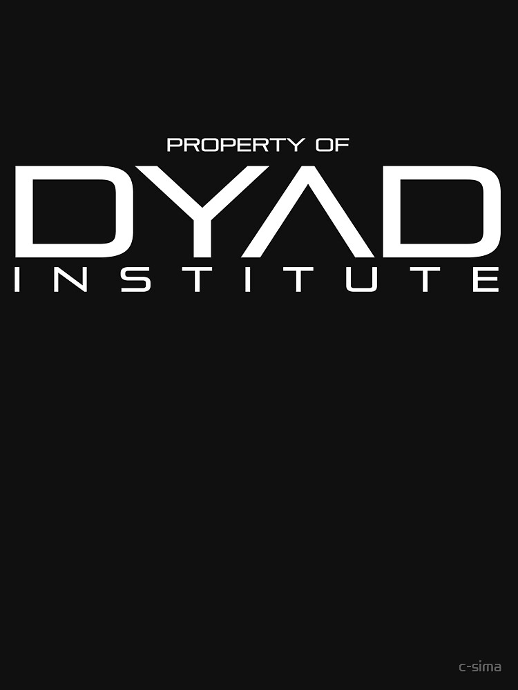 Property of DYAD Institute (Black) - Orphan Black by c-sima