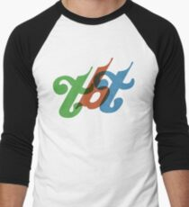 #tbt Men's Baseball ¾ T-Shirt