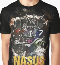 League of Legends - NASUS [The Curator Of The Sands] Graphic T-Shirt