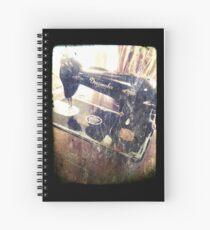 Dressmaker Spiral Notebook