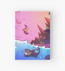 Island Empire - Ocean Hardcover Journal