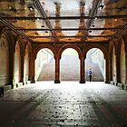 Central Park Archway by Ludwig Wagner