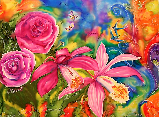 Mother Nature is Beautiful by Lorna Gerard