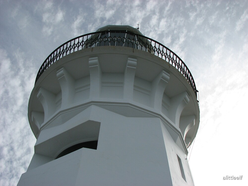 Lighthouse by alittleelf