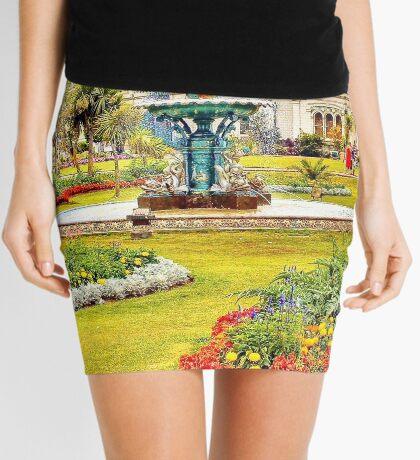 Torquay Pavilion Gardens Mini Skirt