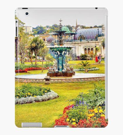 Torquay Pavilion Gardens iPad Case/Skin