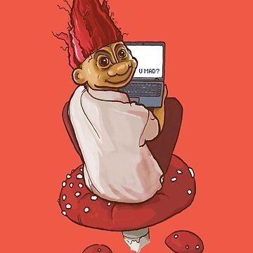 Internet Troll by FrederickJay