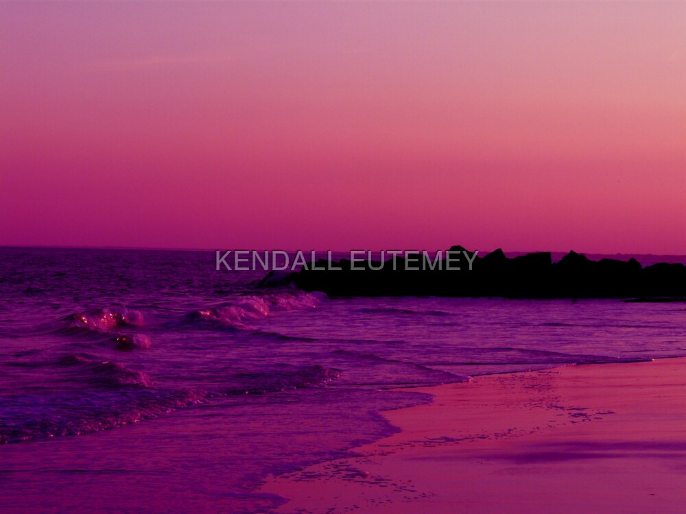I DREAM IN COLOR by KENDALL EUTEMEY