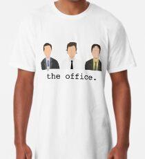 Jim, Dwight, Michael - Das Büro Longshirt