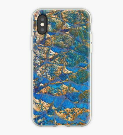 Bark Blues iPhone Case