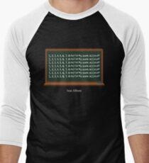 issa bank account Men's Baseball ¾ T-Shirt