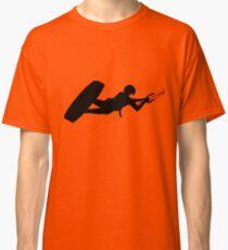 As High As A Kite Silhouette Classic T-Shirt