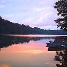 The Lake at French Creek by Judi Taylor