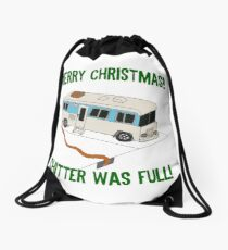 Shitter was Full Drawstring Bag