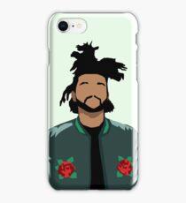 Weeknd Roses iPhone Case/Skin