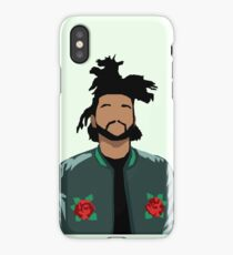 Weeknd Roses iPhone Case