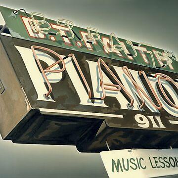 B.T.Faith Pianos by van1021