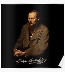 Fyodor Dostoyevsky Poster