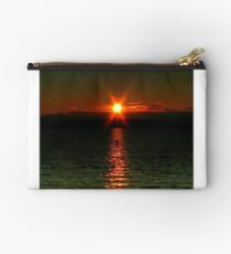 """Starry-Eyed"" Sunset Studio Pouch"