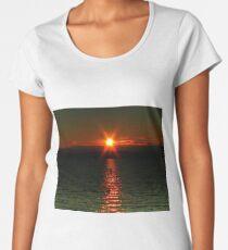 """Starry-Eyed"" Sunset Women's Premium T-Shirt"