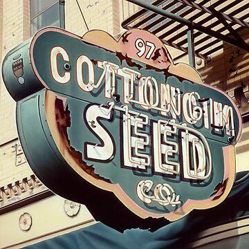 CottonGim Seed by van1021