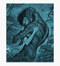 the shape of water Photographic Print