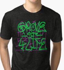 Groove-4-Life  Tri-blend T-Shirt
