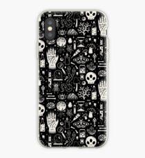 Kuriositäten: Bone Black iPhone-Hülle & Cover