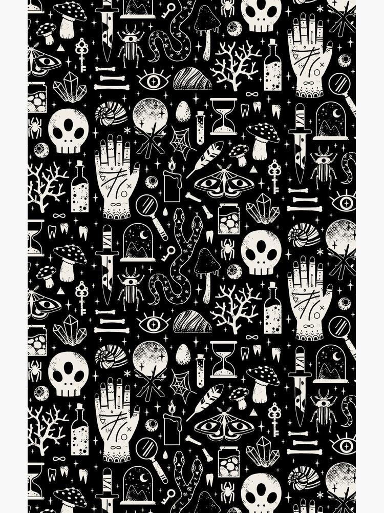 Curiosities: Bone Black by LordofMasks