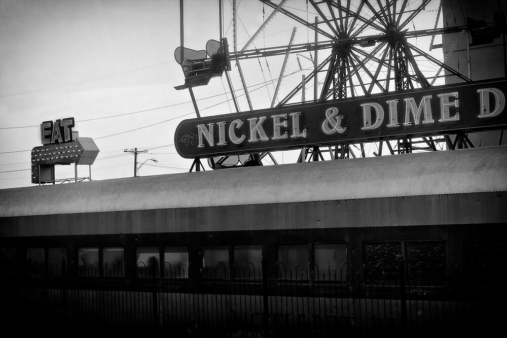 Nickel & Dime by Scott Ward