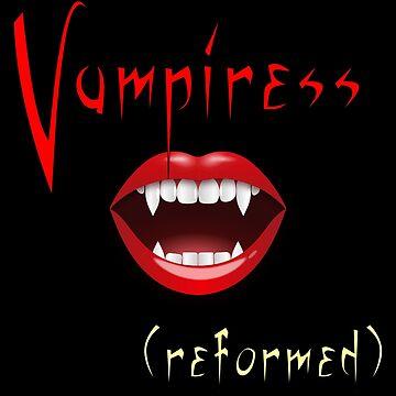 Vampiress Reformed by pjwuebker