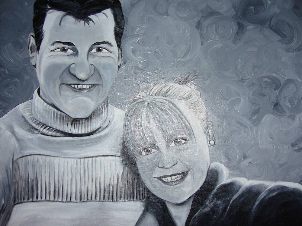 Wedding Gift Ideas For Young Couple : Commission for a young couple (wedding gift)