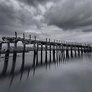 Old Wooden Bridge by peaky40