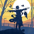 Our Friend The Scarecrow by Stuart Manning