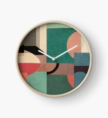 Sailing in Calm Nightfall Clock