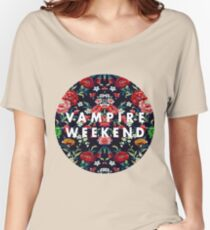 Vampire Weekend Mirrored Women's Relaxed Fit T-Shirt